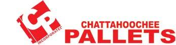Chattahoochee Pallets Logo