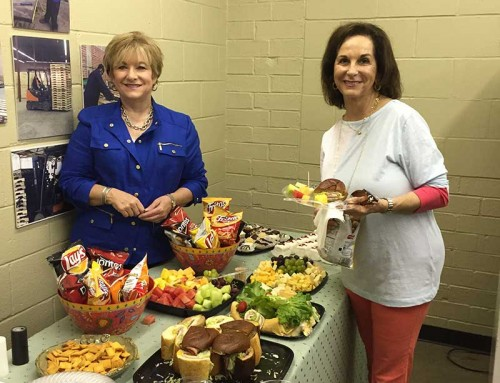 Great Refreshments!